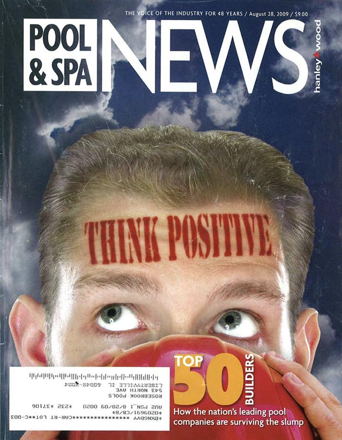 POOL & SPA NEWS 2009