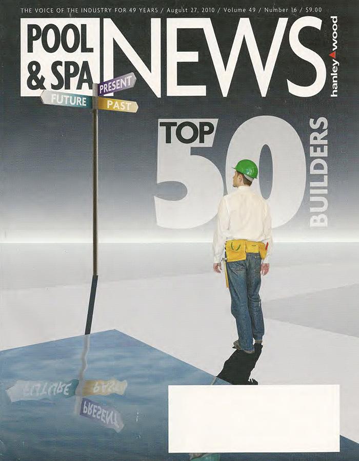POOL & SPA NEWS 2010